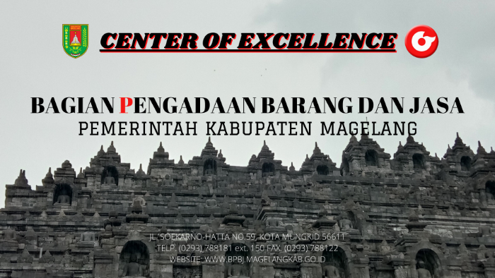BPBJ Centre of Excellence